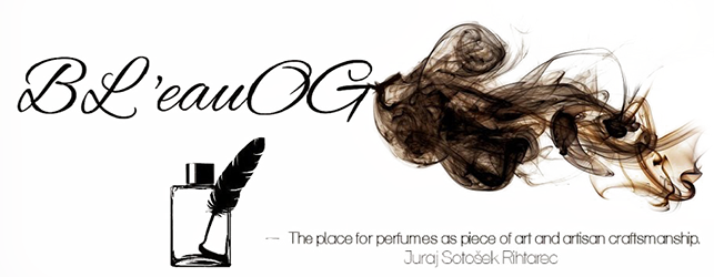 BL'eauOG - The place for perfumes as piece of art and artisan craftsmanship