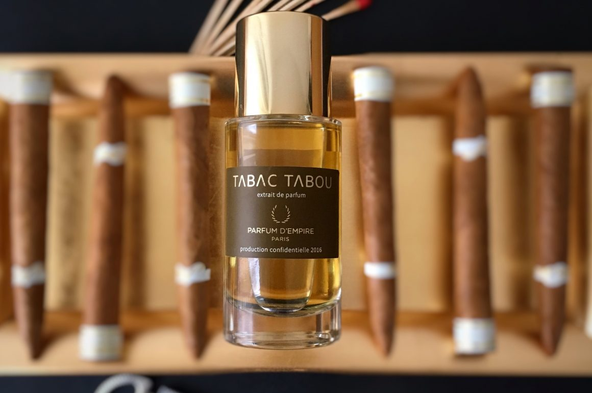 Parfum d'Empire Tabac Tabou perfume review